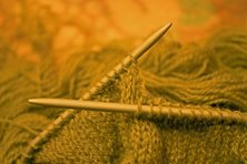 Knitting for Charity is a great of supporting a need without having to actually raise cash funds! Tips on how to and for who! (Photo by elitatt / Flickr)