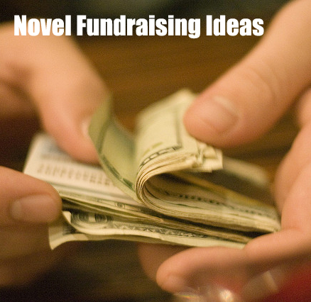 Novel Fundraising Ideas. New, different and profitable! (Photo by J R / Flickr)