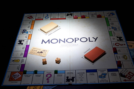 The Custom Monopoly Fundraiser. Have fun and raise great funds with this popular board game... (Photo by Dawn Beattie / Flickr)