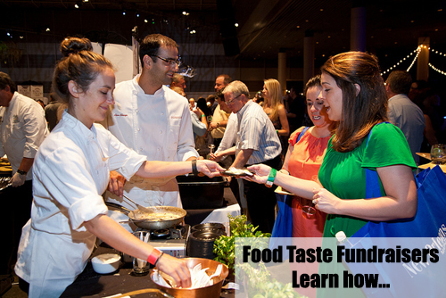 Learn how to fundraise with a Food Taste Fundraiser... (Photo by Visitnola / Flickr)