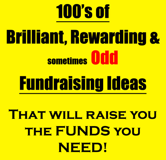 Rewarding Fundraising Ideas -> That reward your fundraising efforts!