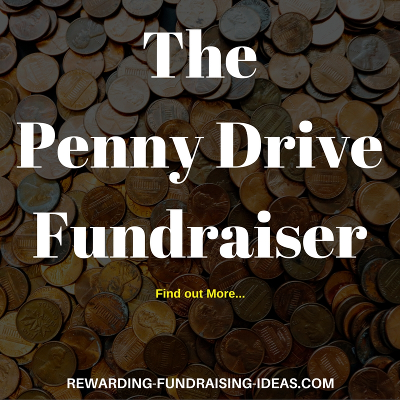 5 Fundraising Ideas to Raise Funds Quickly: 4. The Penny Drive Fundraiser