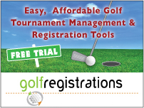 Make your Golf Day a Success! Start Your FREE Trial Today...