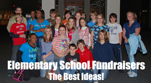 The best Elementary School Fundraising Ideas! (Photo by The National Infantry Museum And Soldier Centre / Flickr)