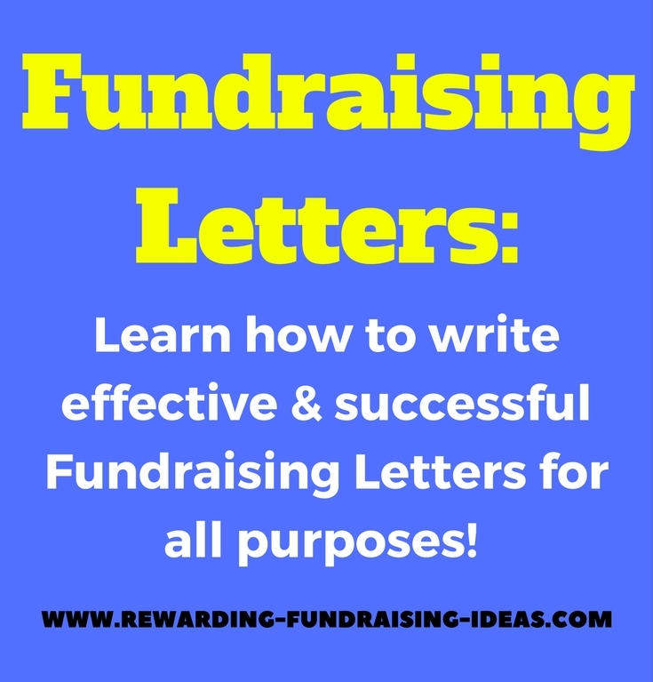 Fundraising letters rewarding fundraising ideas want to learn how to write effective and successful fundraising letters spiritdancerdesigns Gallery