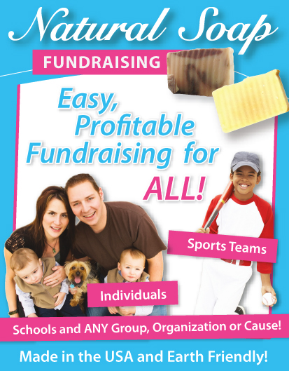 Noir Naturals' Brilliant Soap Fundraiser
