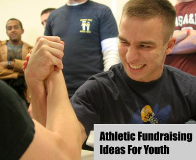 Athletic Fundraising Ideas for your Youth! (Photo by Hector Alejandro / Flickr)