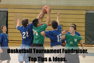 Learn how to run a successful Basketball Tournament Fundraiser... (Photo by Max Koo / Flickr)