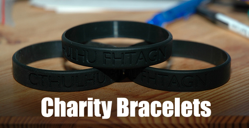 Charity Bracelets are a really Cool Scool Fundraising Idea! Check them out! (Photo by Mike Knell / Flickr)