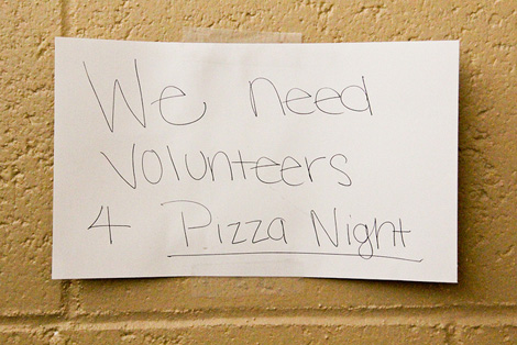 Need Volunteers? Here are some fantastic methods for finding and recruiting help for your fundraising cause!  (Photo by Steven DePolo / Flickr.com)
