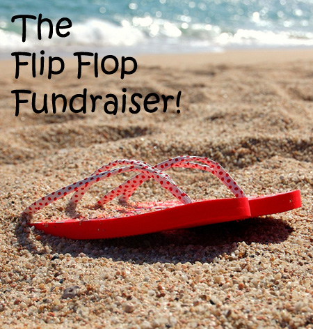 Come discover the fundraising potential of the 'cool' Flip Flop Fundraiser! (Photo by Bermi Ferrer / Flickr)