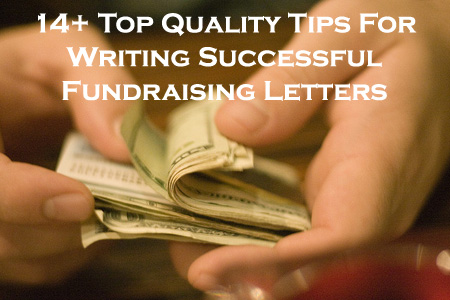14 (plus) top quality tips for writing successful donation/grant/fundraising letters! (Photo by J R / Flickr)