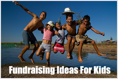 Profitable Fundraising Ideas For Kids! (Photo by Montecruz Foto / Flickr)