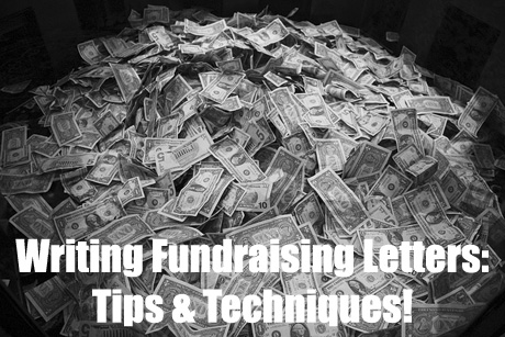 Writing A Fundraising Letter Quality Tips Advice