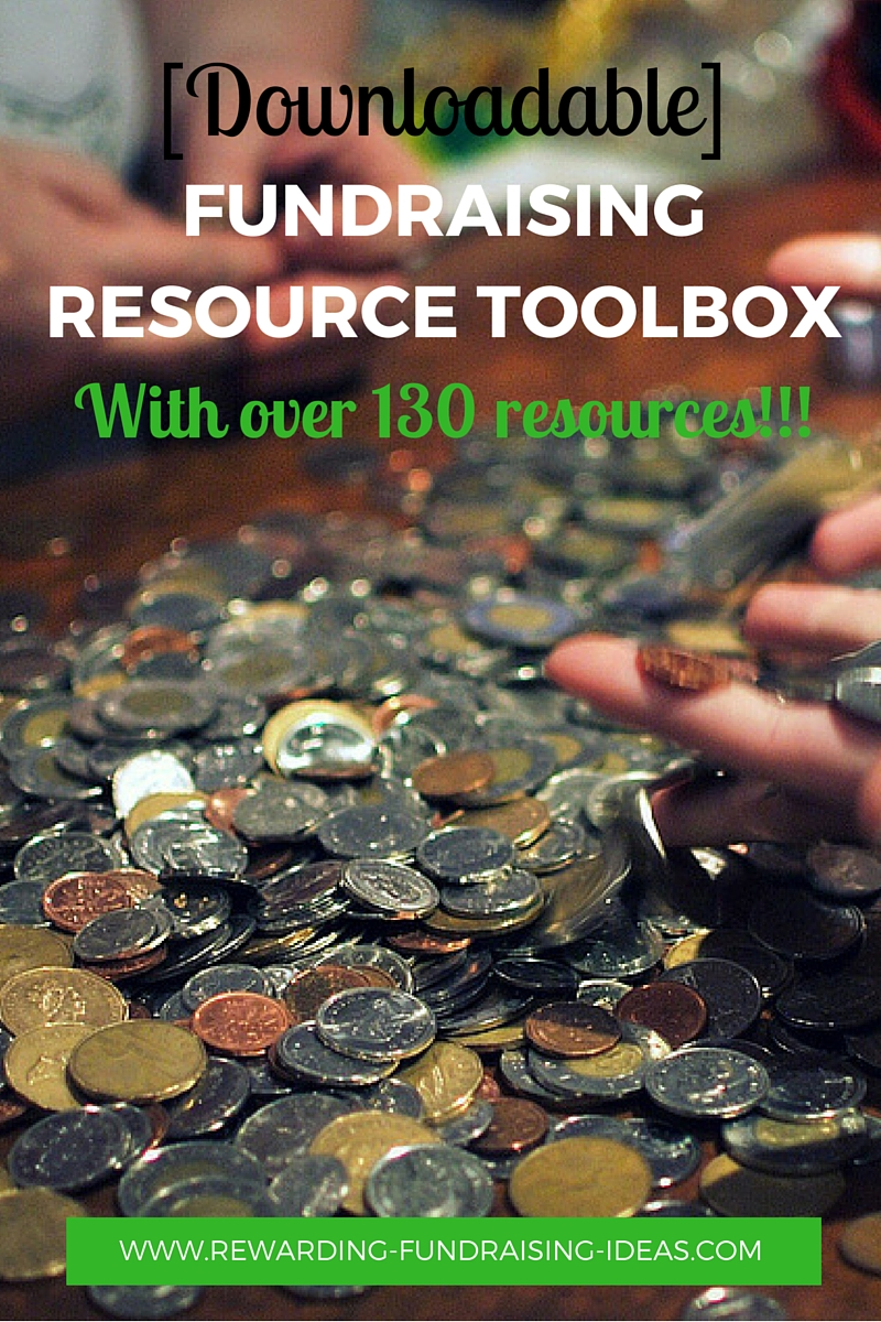 Downloadable Fundraising Resource Toolbox