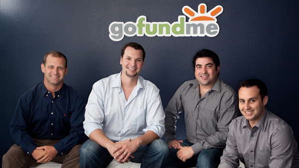 Go Fund Me Founding Team
