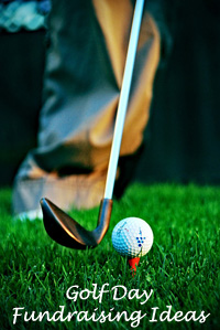 Golf Day Fundraising Ideas! (Photo by Lucia Sanchez / Flickr)