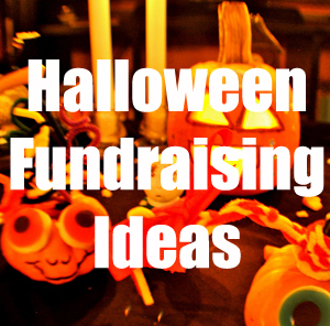 Halloween Fundraisers! Raise scary Funds! (Photo by Sarah Ackerman / Flickr)