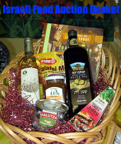 Silent auction basket ideas theme baskets cultural food auction