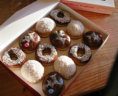 Krispy Kreme Fundraiser - Four great ways of #fundraising! (Photo by Mike Barry / Flickr)