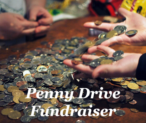 The Penny Drive Fundraiser is really simple idea that has potential of raising top funds, plus create great publicity for your organization and cause. (Photo by Morgan / Flickr)
