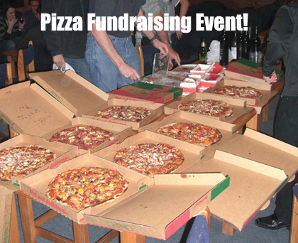 A Pizza Event is another great Pizza Fundraising Idea that you could look to use. (Photo by Alpha / Flickr)