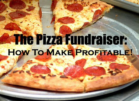 How to have a successful Pizza Fundraiser! (Photo by Rob / Flickr)