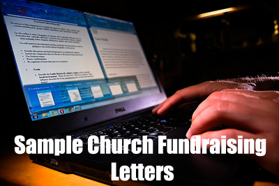 Sample Church Fundraising Letters... (Photo by Ryan Hyde / Flickr)