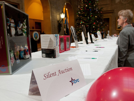 Want to learn how to run one of those super profitable Silent Auction Fundraisers? (Photo by U.S. Department of Agriculture / Flickr)