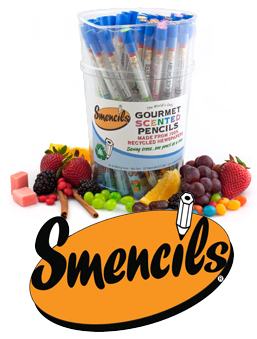 Smencils are a super cool School Fundraising Ideas. Photo courtesy of GA Fundraising. Click image to find out more and to buy your Scented Pencils.
