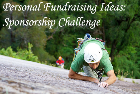 A sponsored challenge is one of the best personal fundraisers you could do. (Photo by McKay Savage / Flickr)