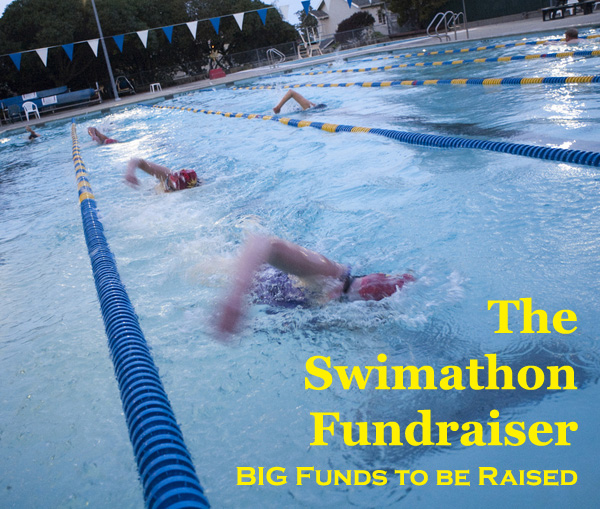 There are BIG FUNDS to be raised with a Swimathon (Pledge) Fundraiser! (Photo by Seth Goddard / Flickr)
