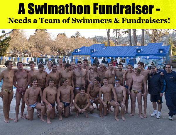 The Swimathon Fundraiser! Another fantastic