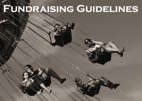 Some brilliant guidelines and tips for when fundraising. (Photo by Joiseyshowaa / Flickr.com)