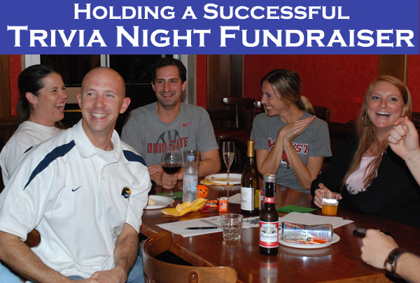 Learn how to hold a successful and profitable Trivia Night Fundraiser... (Photo by Laura Kreider - USAG Vicenza PAO / Flickr)