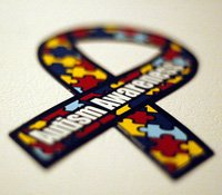 Another fantastic example of a 'cool' awareness/fundraising car magnet. (Photo by Becky Wetherington / Flickr)