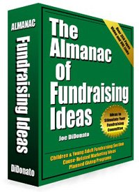 A review of the comprehensive Almanac of Fundraising Ideas!