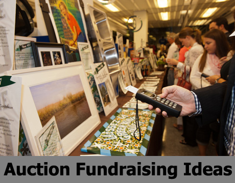 Auction fundraising ideas: With top tips, advice and resources.(Photo by Tulane Public Relations / Flickr)