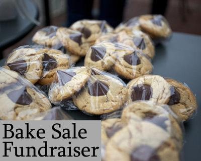 Bake Sale Fundraising Idea by Laurent (Photo by Tom Nguyen / Flickr):