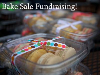 The delicious Bake Sale Fundraiser (Photo by Tom Nguyen / Flickr):