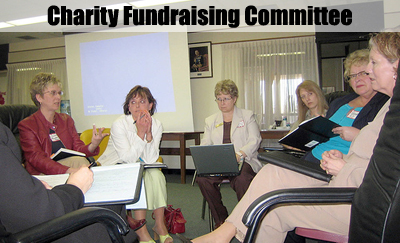 Charity Fundraising - Boost your fundraising through equipping your Board Members, marketing your cause, and using your fundraising committee efficiently... (Photo by Dean Shareski / Flickr)