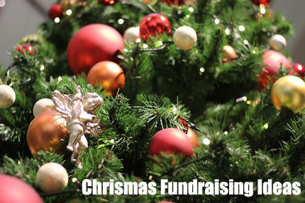 Some of the BEST Christmas Fundraising Ideas. (Photo by Zaimoku_Woodpile / Flickr)