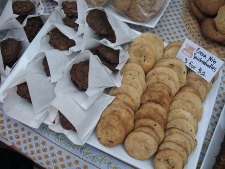 Fundraising Cookies are a perfect item for your Bake Sale or to sell at any of your events. They can also accompany your Cookie Dough Fundraiser. (Photo by Heather Taylor / Flickr)