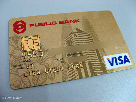 The credit card fundraiser is simple and can be very effective. (Photo by Cheon Fong Liew / Flickr)