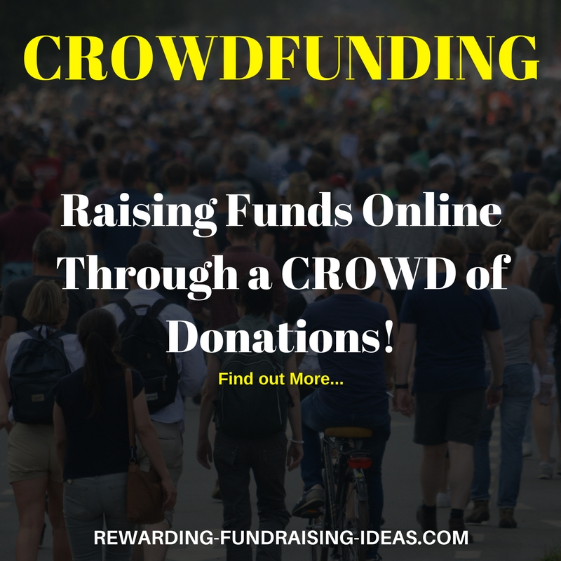 5 Fundraising Ideas to Raise Funds Quickly: 3. Crowdfunding