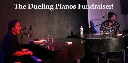 The Dueling Pianos Fundraiser! A super fun and entertaining fundraising event. (Photo by Amy Claxton / Flickr)