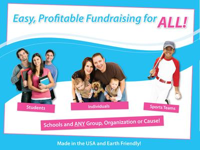Easy, Profitable, and Environmentally Friendly Fundraising For ALL!