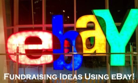 The most profitable fundraising ideas using eBay. (Photo by Brian Cantoni / Flickr)