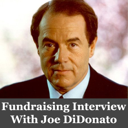 Here's a great interview with Joe DiDonato, author of the Almanac of Fundraising Ideas, that has some really insightful advice and tips on fundraising!