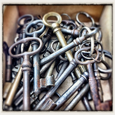 They Keys to Successful Fundraising! (Photo by Urs Steiner / Flickr)
